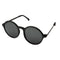 Madison Metal Black Sunglasses