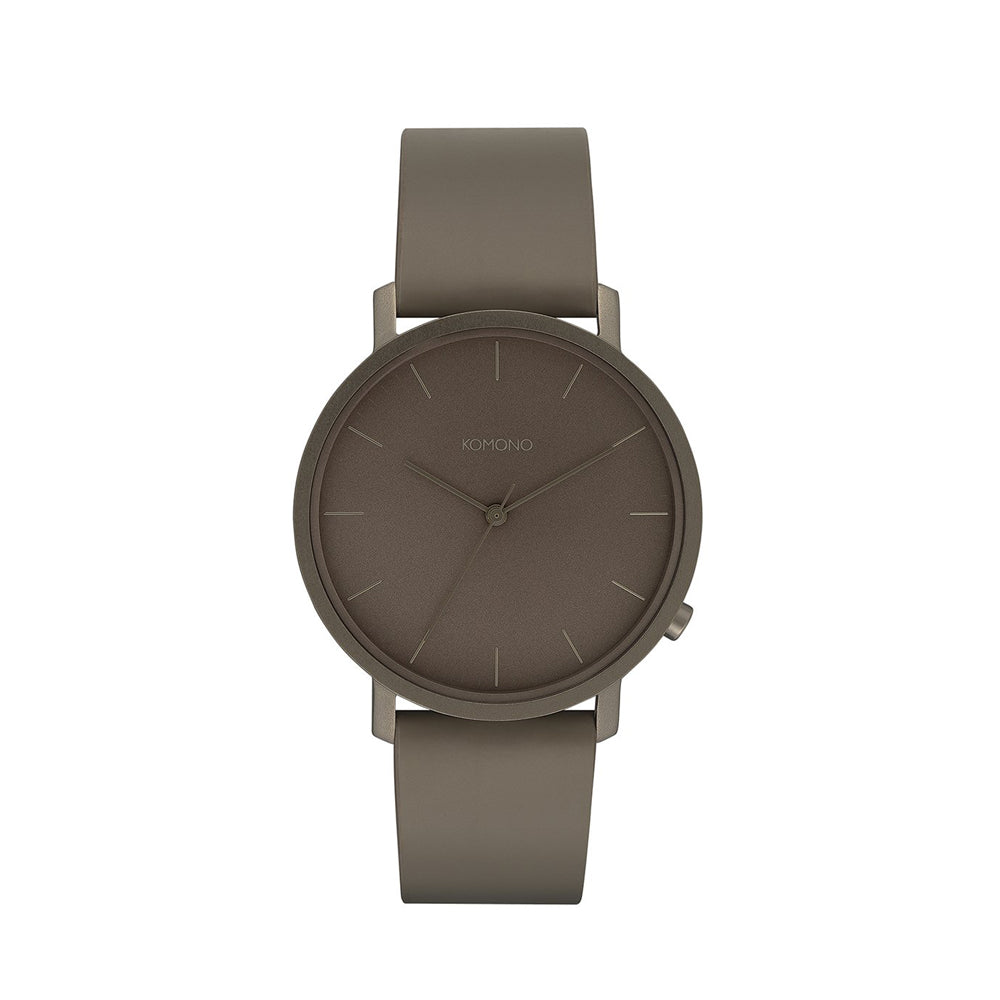 The Lewis Monochrome Ash Watch
