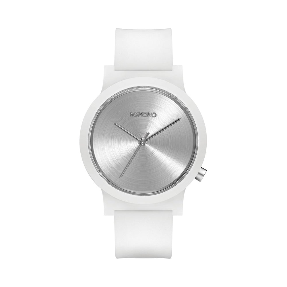 Mono Orbit White Watch