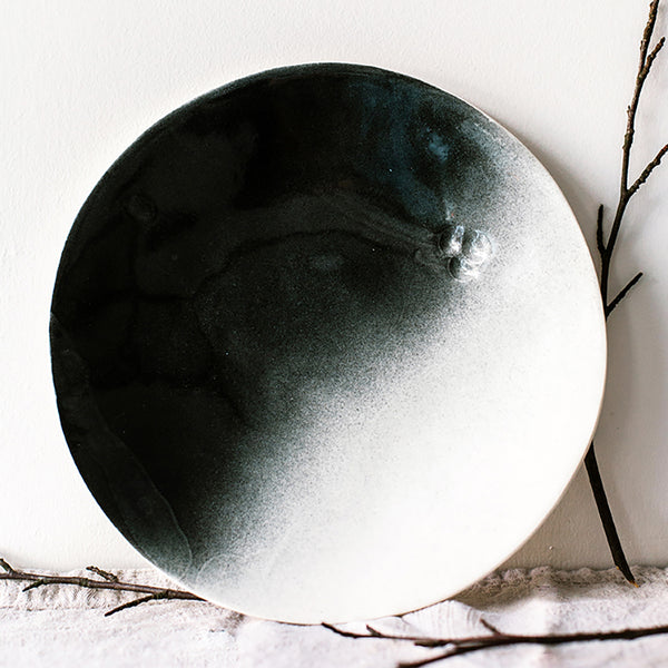 Eclipsis Porcelain Plate