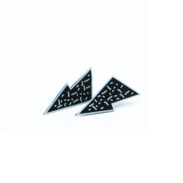 Flakes Earrings
