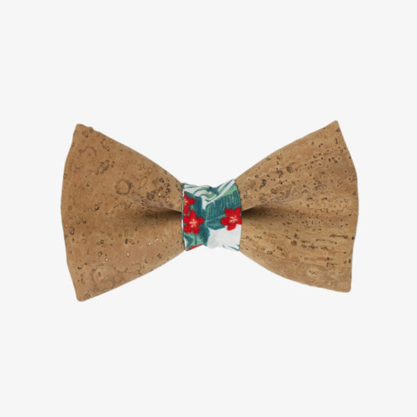 Honolulu Cork Bow Tie
