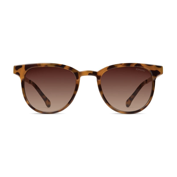 Francis Metal Tortoise Rose Gold Sunglasses