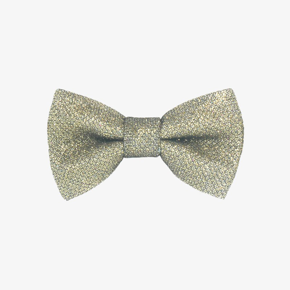 Gold Fever Bow Tie