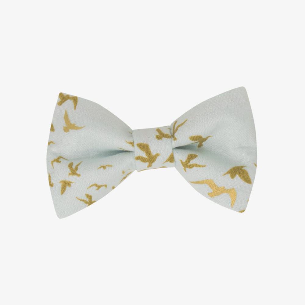 Golden Birds Bow Tie