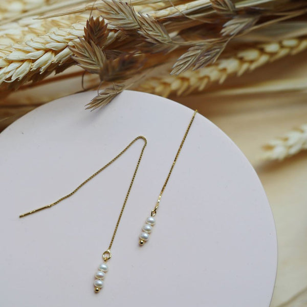 Joséphine Chain Earrings