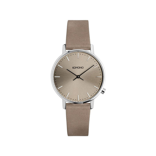 The Harlow Taupe Watch