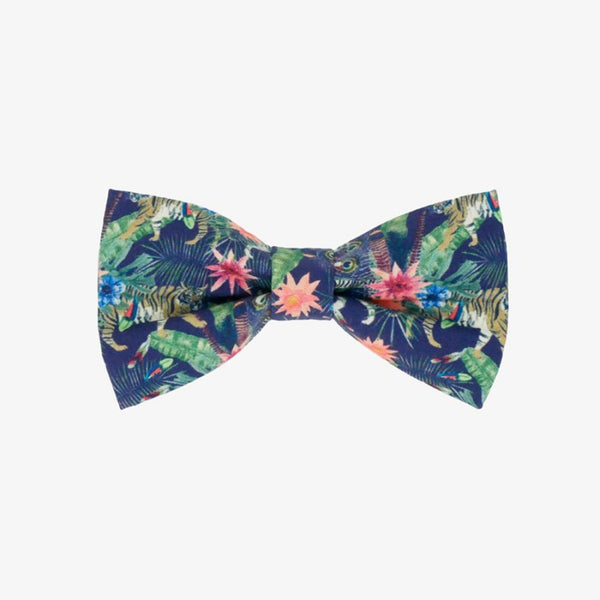 Indian Tiger Bow Tie