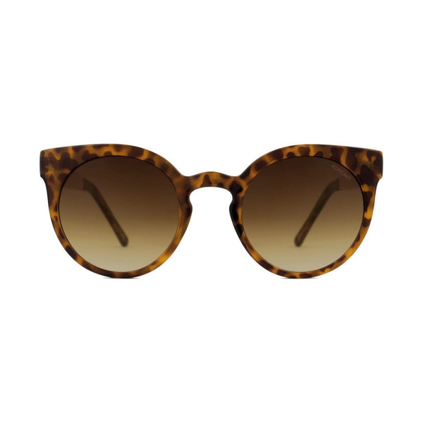 Lulu Metal Tortoise Rose Gold Sunglasses