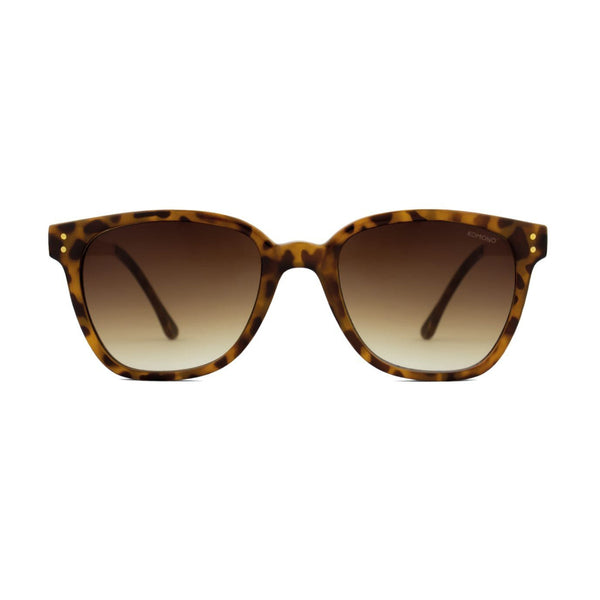 Renee Metal Tortoise Rose Gold Sunglasses