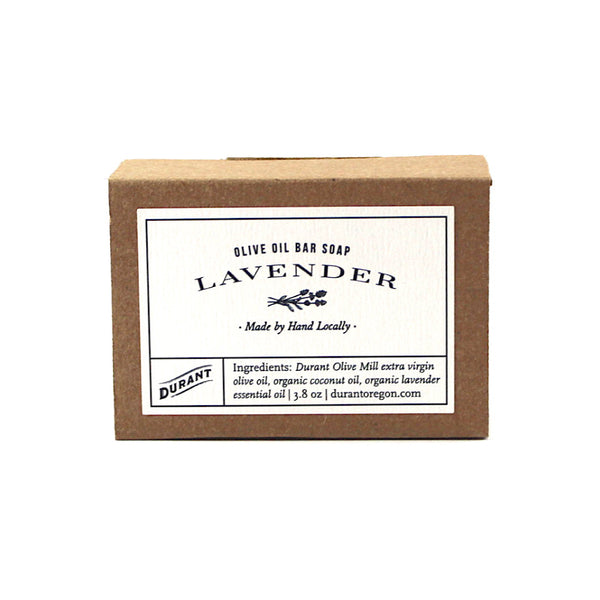 Lavender & Olive Oil Bar Soap