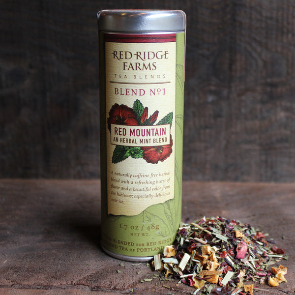 Red Mountain Mint Tea Blend