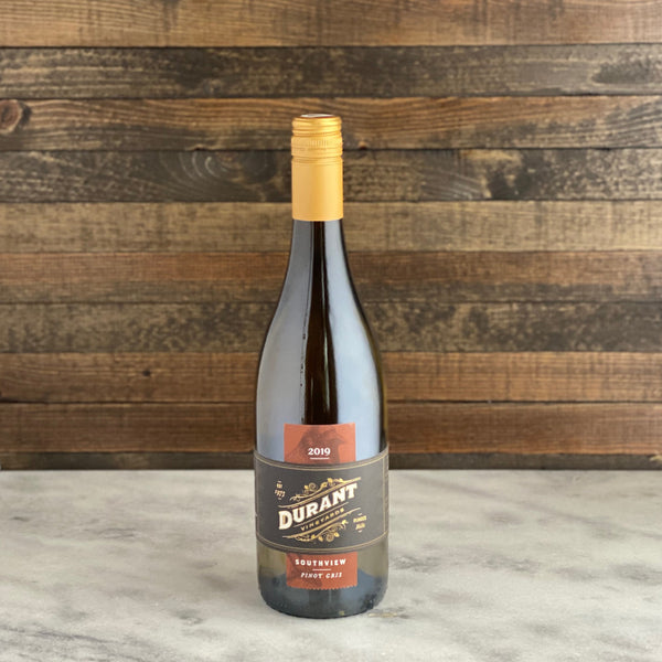 Durant Vineyards Wines for Pick-Up