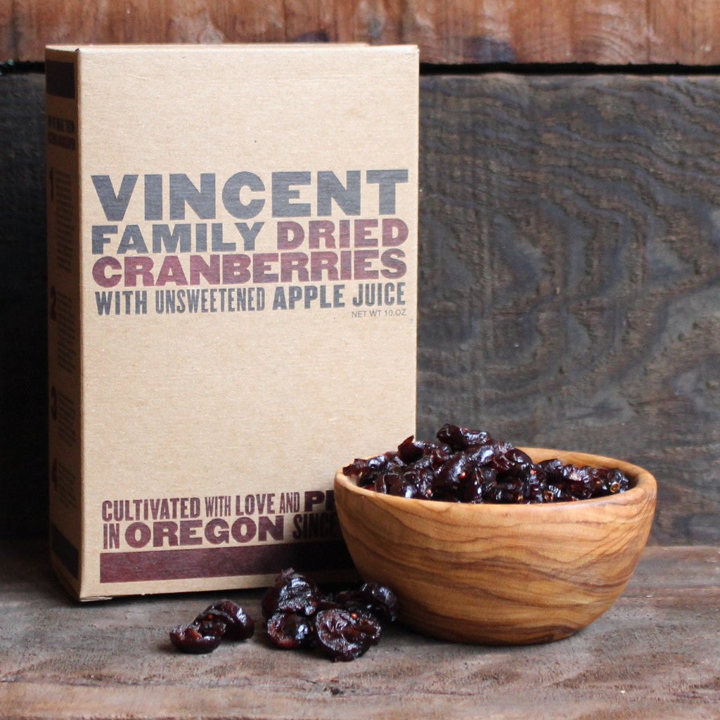 Vincent Family Dried Cranberries