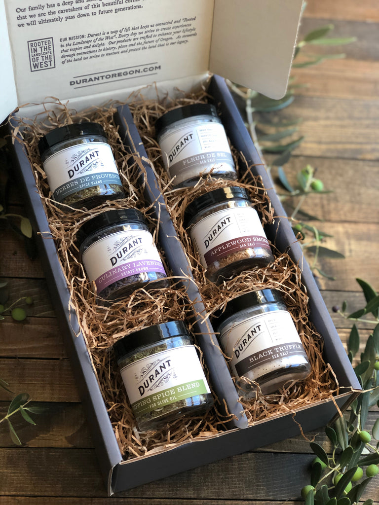 Salt & Herb Sampler Gift Box