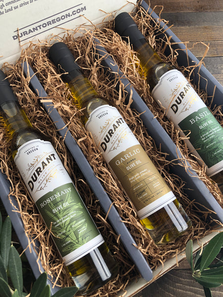Herb Garden Olive Oil Gift Box