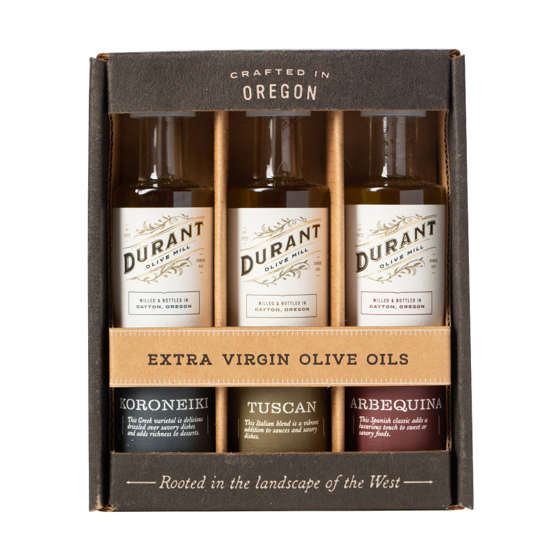 Olive Oil Trio Gift Pack
