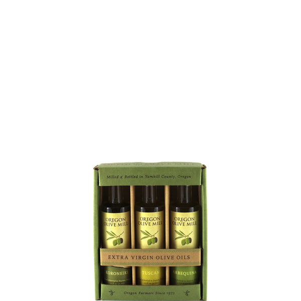 Extra Virgin Olive Oil Trio Gift Pack