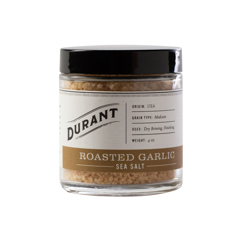 Roasted Garlic Sea Salt