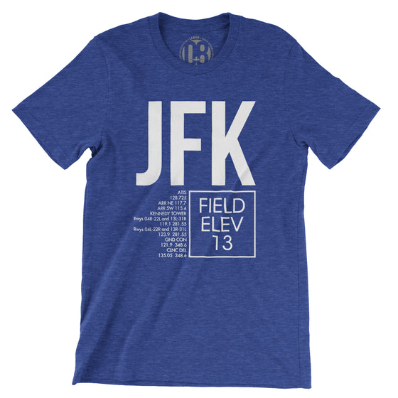 JFK (New York City) Tee