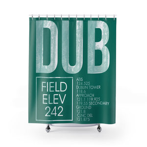 Your Airport No. 1 Shower Curtain