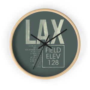 Your Airport. No. 1 Wall Clock