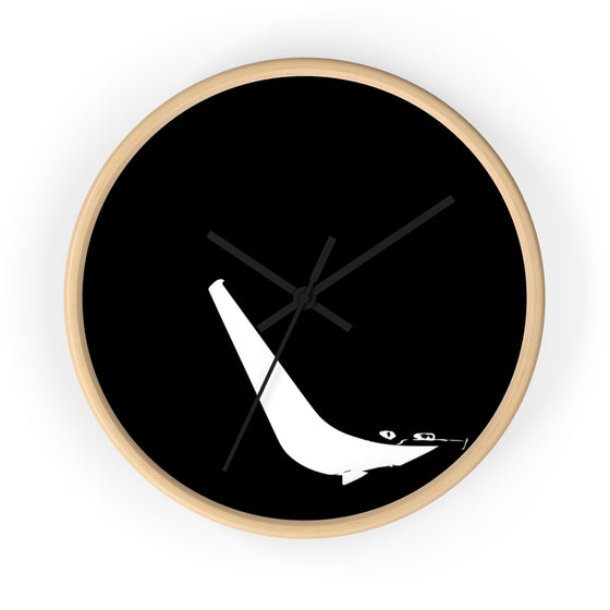 Winglet Wall Clock