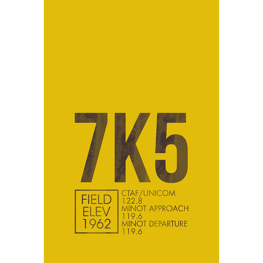 7K5 ATC | Kenmare, ND