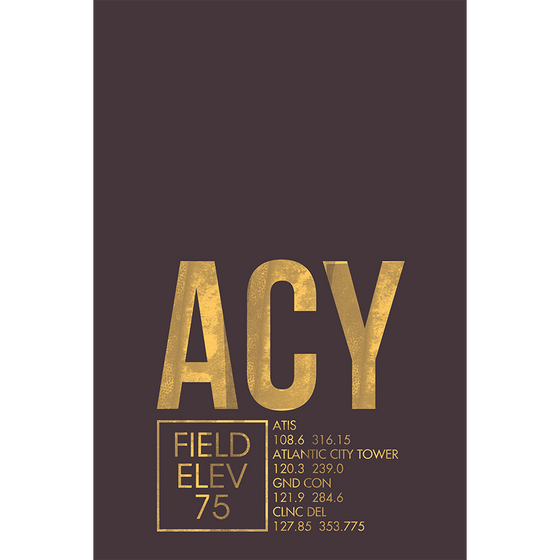 ACY ATC | ATLANTIC CITY