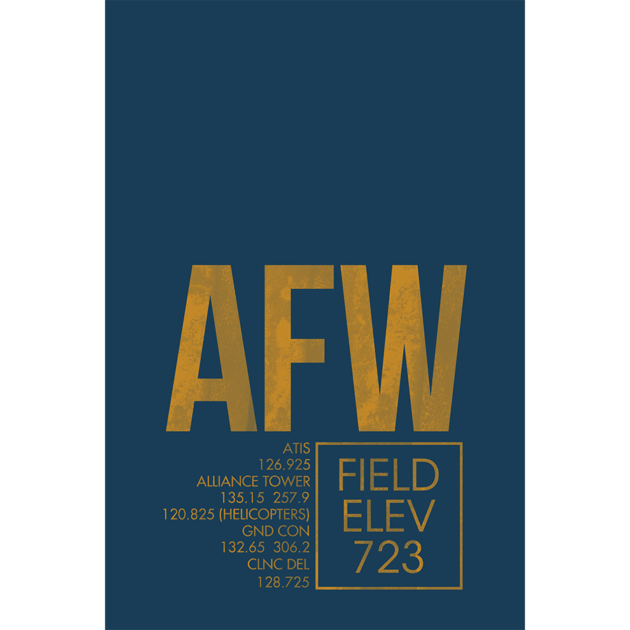 AFW ATC | FORT WORTH