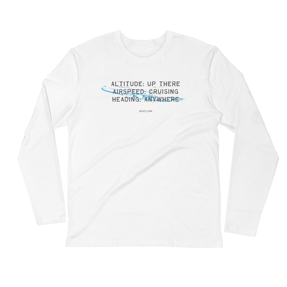 Anywhere Long Sleeve