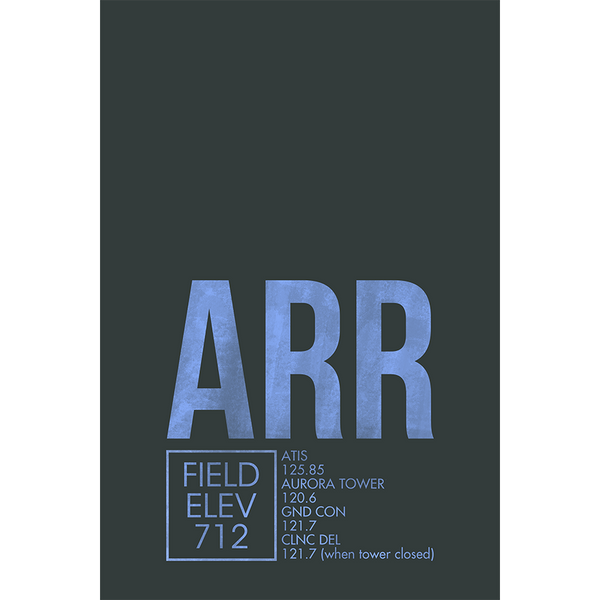 ARR ATC | Chicago/Aurora