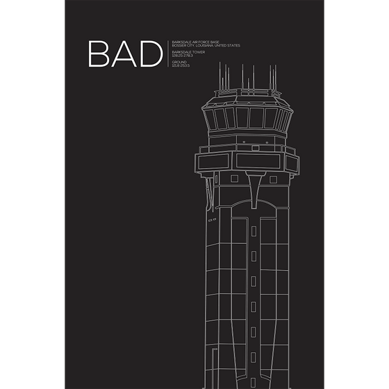 BAD | BARKSDALE Tower