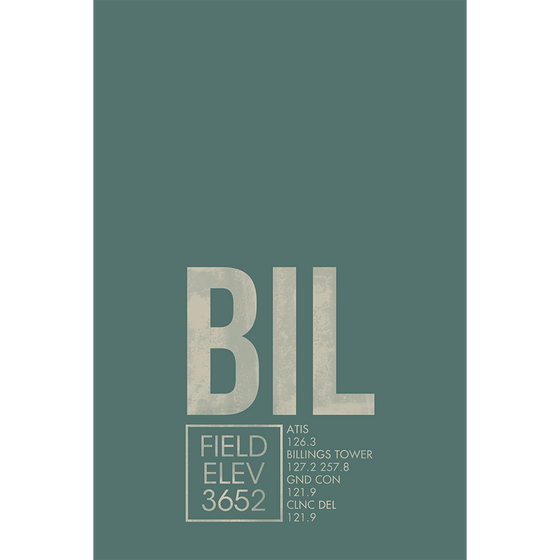 BIL ATC | BILLINGS