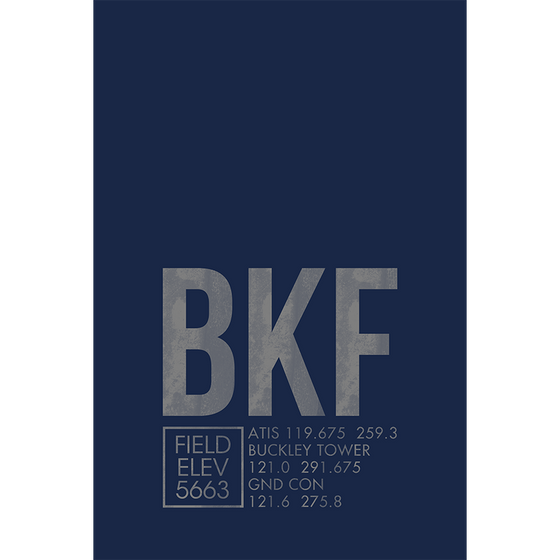 BKF ATC | BUCKLEY AFB
