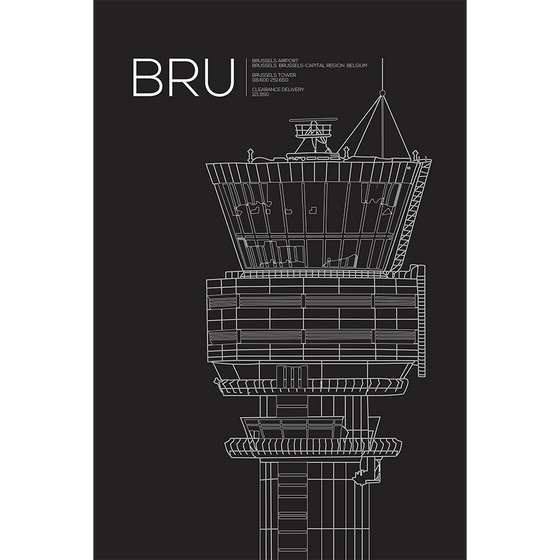 BRU | Brussels Tower