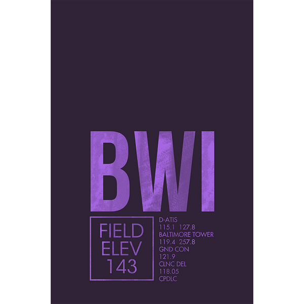 BWI ATC | BALTIMORE