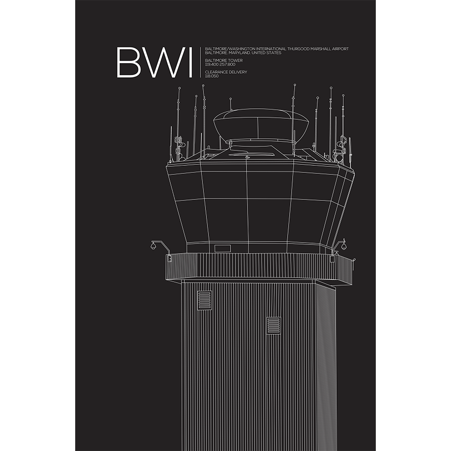 BWI | BALTIMORE TOWER