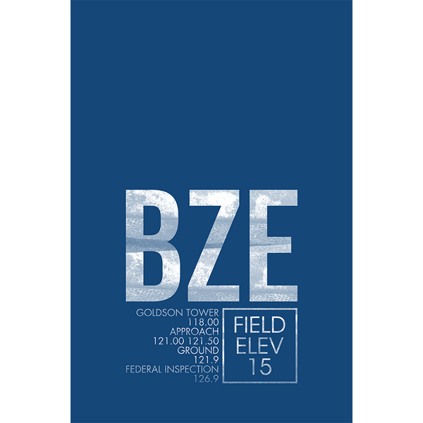 BZE ATC | BELIZE CITY