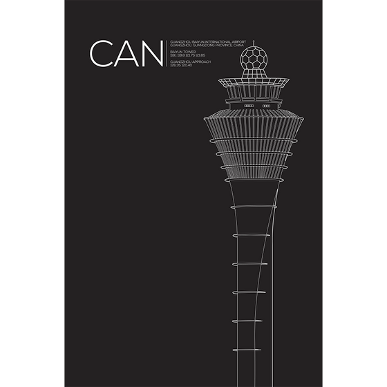 CAN | GUANGZHOU Tower