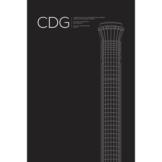 CDG | PARIS Tower