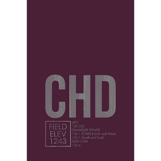 CHD ATC | CHANDLER