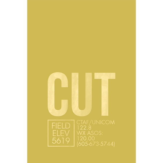 CUT ATC | Custer, SD