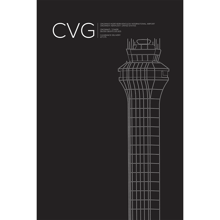 CVG | COVINGTON/ CINCINNATI TOWER