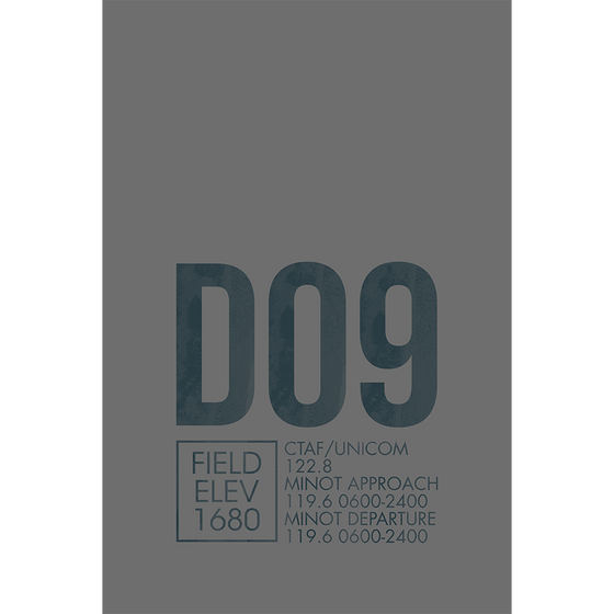 D09 ATC | Bottineau, ND