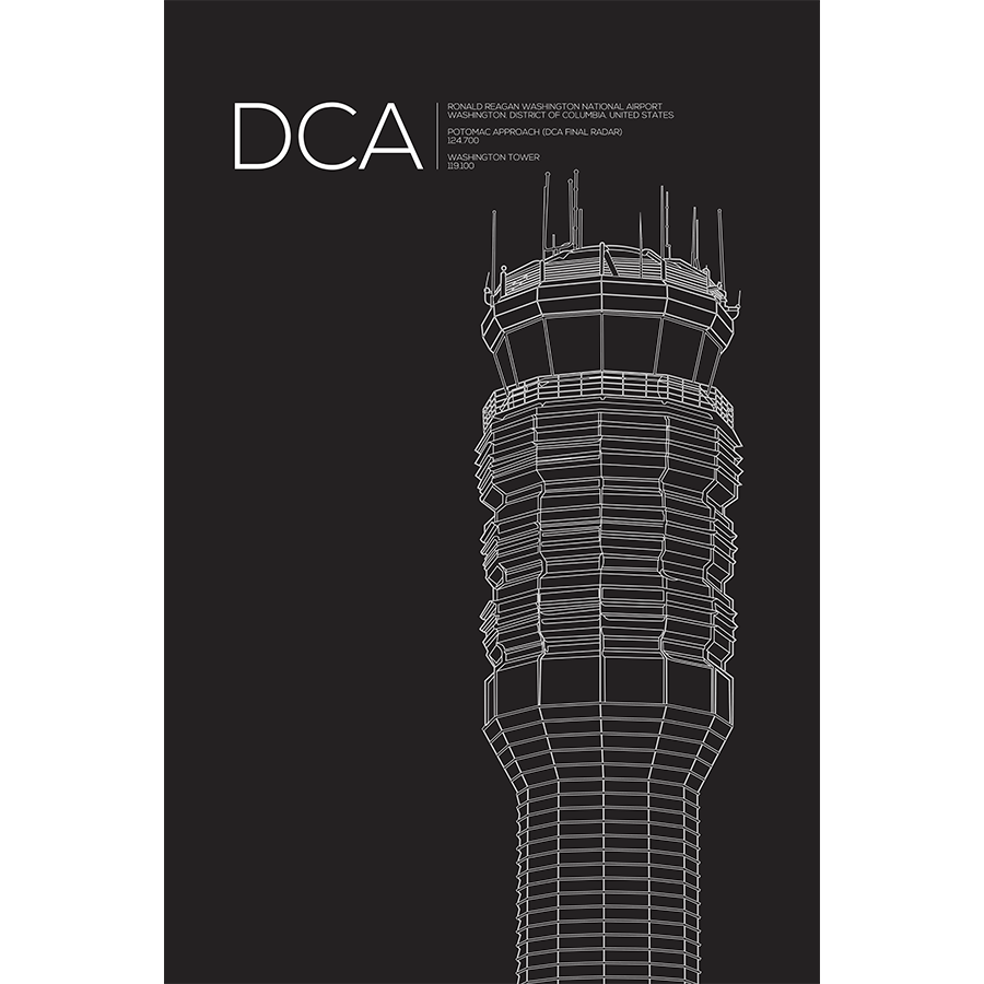 DCA | WASHINGTON, DC Tower