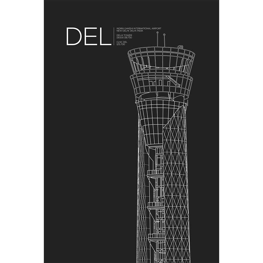 DEL | New Delhi Tower