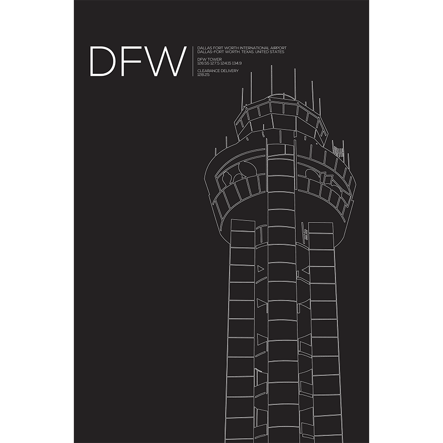 DFW | DALLAS FORT-WORTH Tower