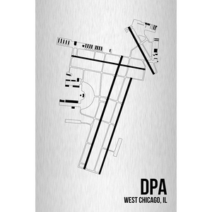 DPA 12 X 18 POSTER PRINT SALE | WEST CHICAGO