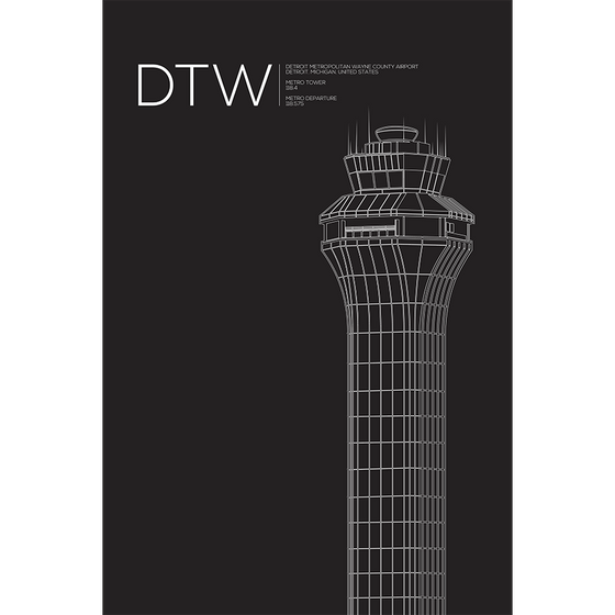 DTW | DETROIT Tower
